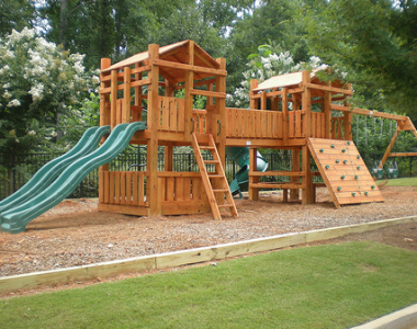 Commercial Grade Playsets